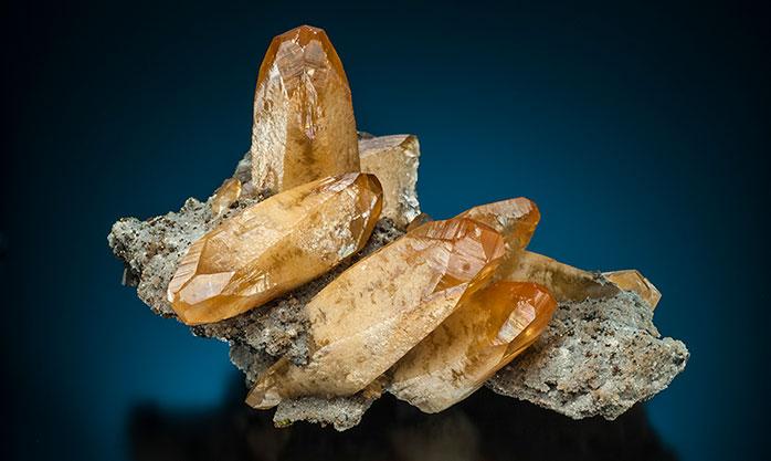 Rare mineral