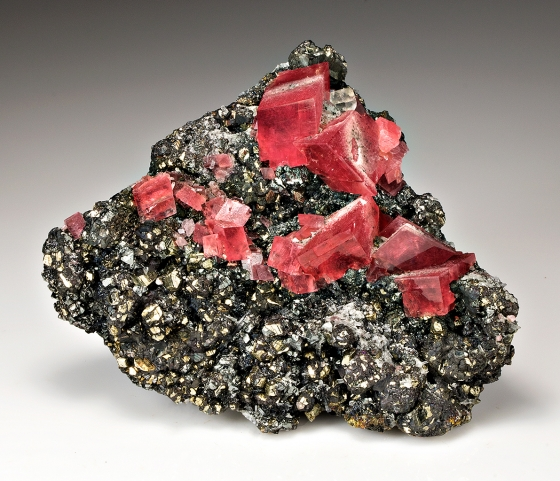 Rhodochrosite — Colorado